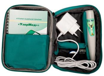 Аппарат лазерной терапии  УзорМед